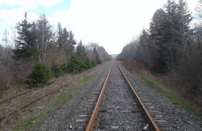 CB Train Tracks