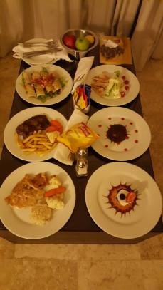 Room Service Supper